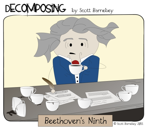 Decomposing - Beethovens Ninth