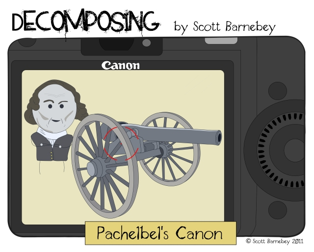 Decomposing - Pachelbel's Canon